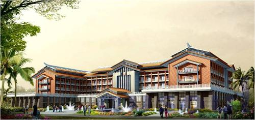 珠海房产中心办公大楼图片